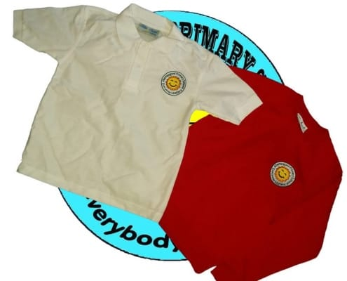 Aberbargoed Primary Schoo School Uniform