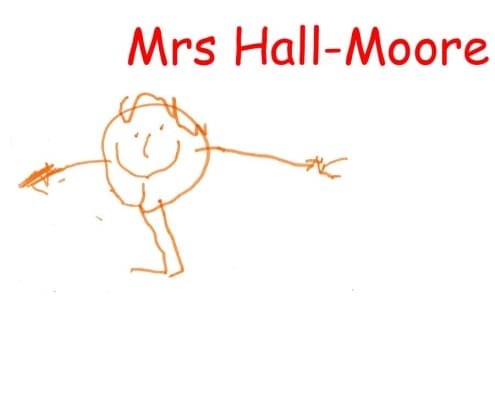 MRS HALL-MOORE Aberbargoed Primary School