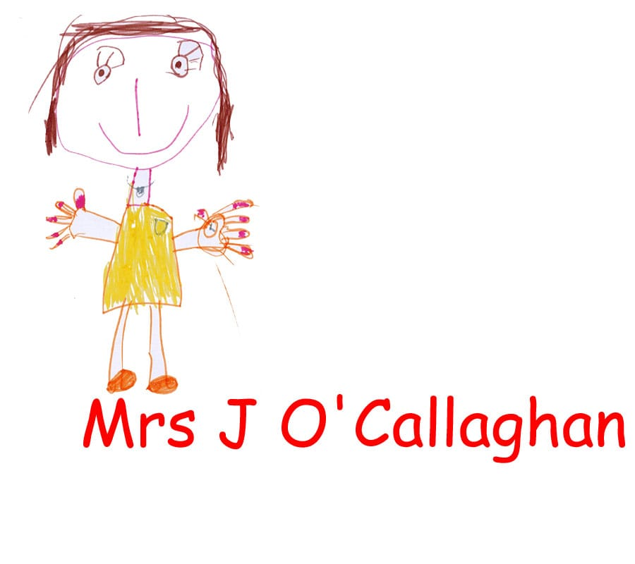 MRS J O'CALLAGHAN Aberbargoed Primary School