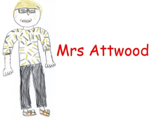 MRS S ATTWOOD Aberbargoed Primary Schoo