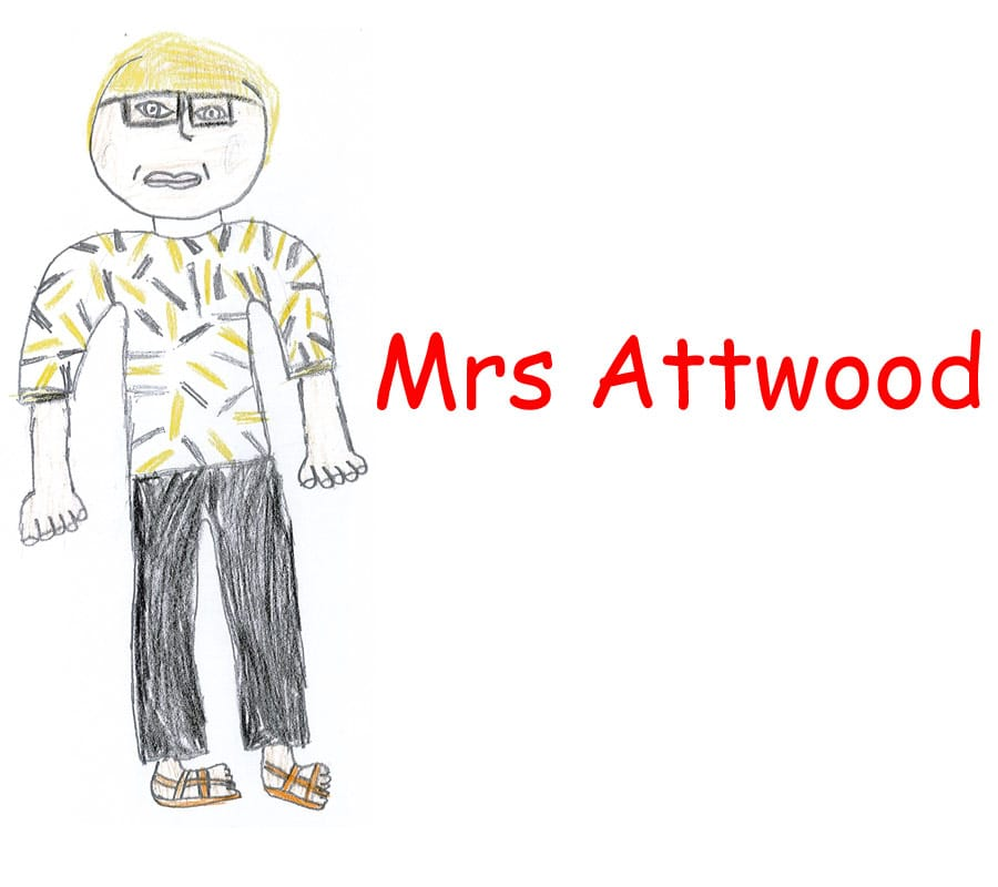 MRS S ATTWOOD Aberbargoed Primary Schoo