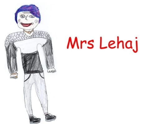 MRS W LEHAJ Aberbargoed Primary School