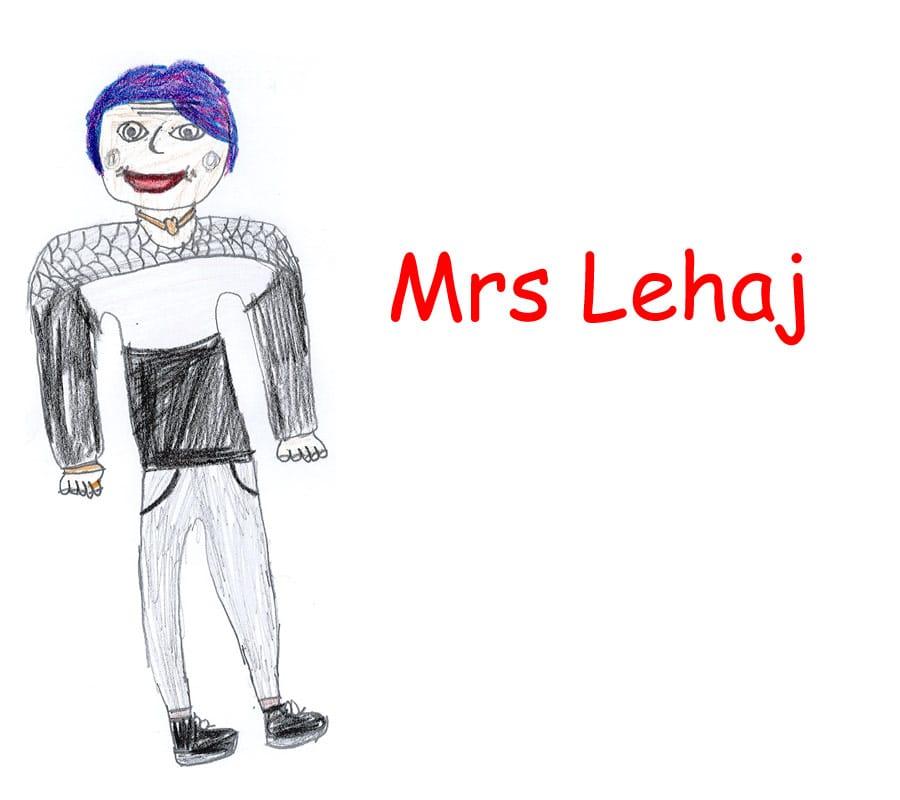 MRS W LEHAJ Aberbargoed Primary School